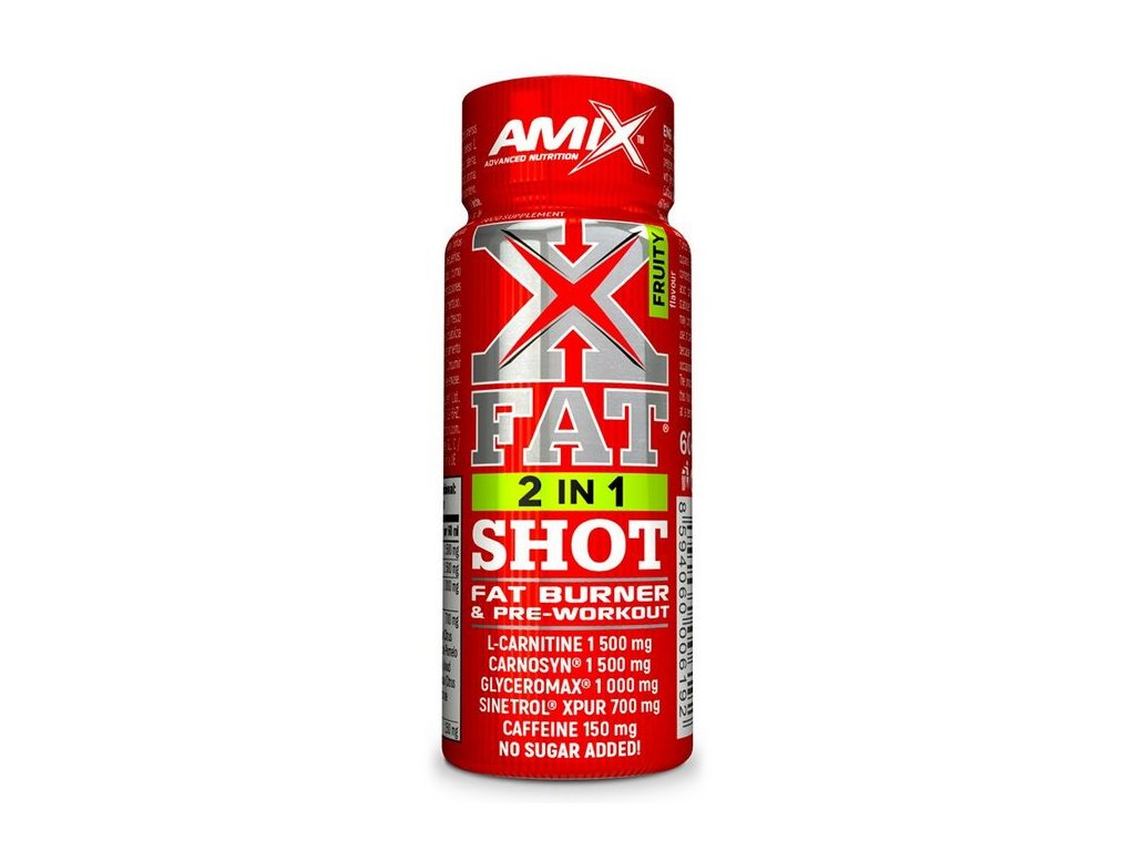 Amix XFat 2 in 1 Shot 60 ml