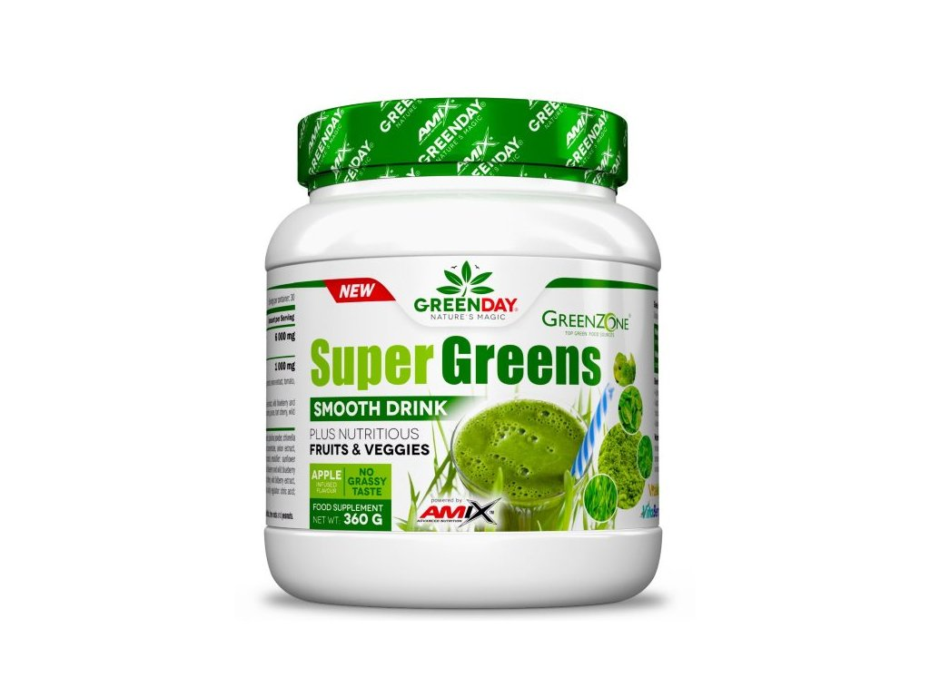 Amix SuperGreens Drink 360 g