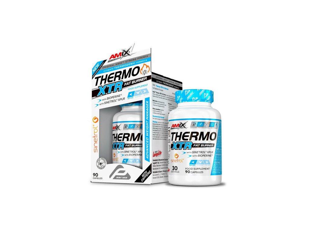 Amix Thermo XTR Fat Burner 90kapslí