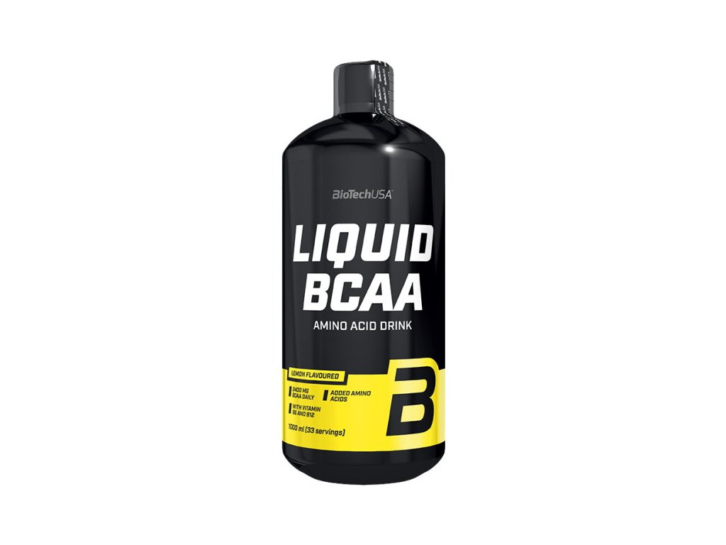 BioTech BCAA Liquid 1000 ml