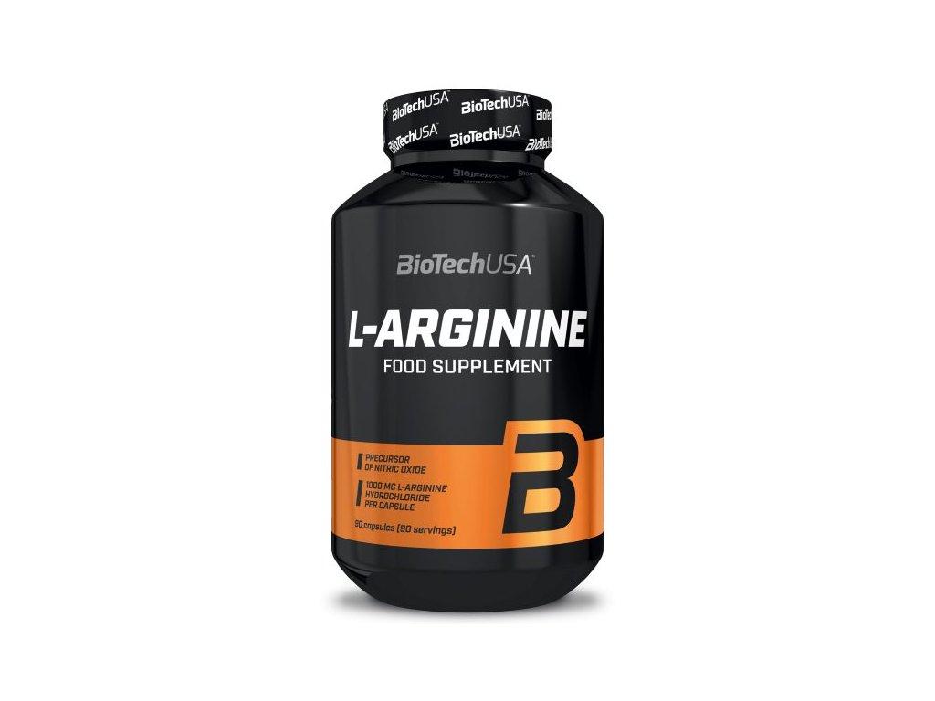 BioTech L-Arginine 90kapslí