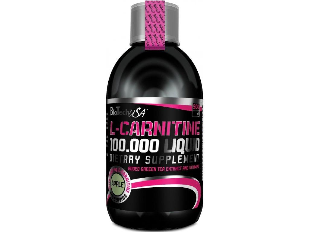 BioTech L-Carnitine Liquid 100000 500ml