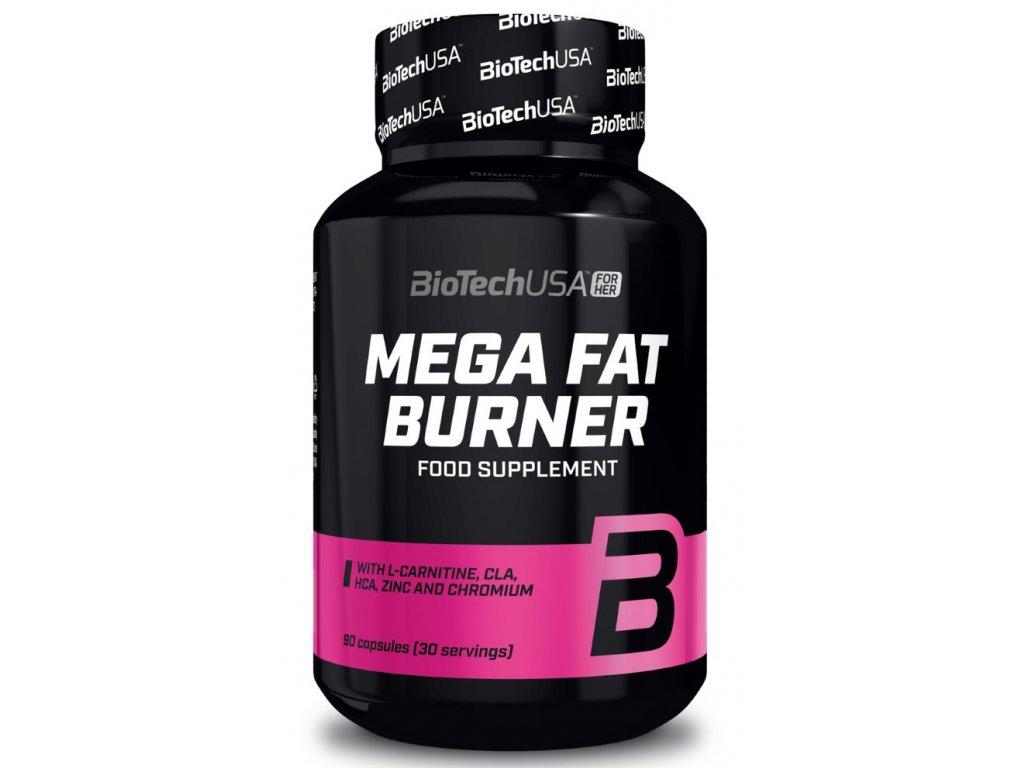 BioTech Mega Fat Burner 90tablet