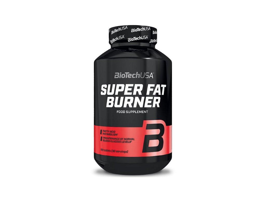 BioTech Super Fat Burner 120tablet