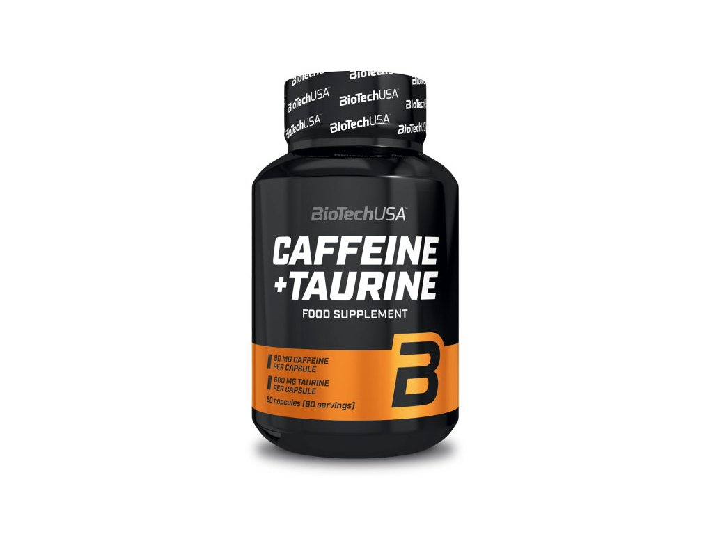 6860 biotech caffeine taurine 60 kapsli