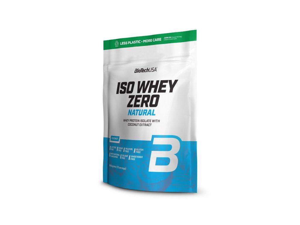 BioTech Iso Whey Zero Natural 1816g