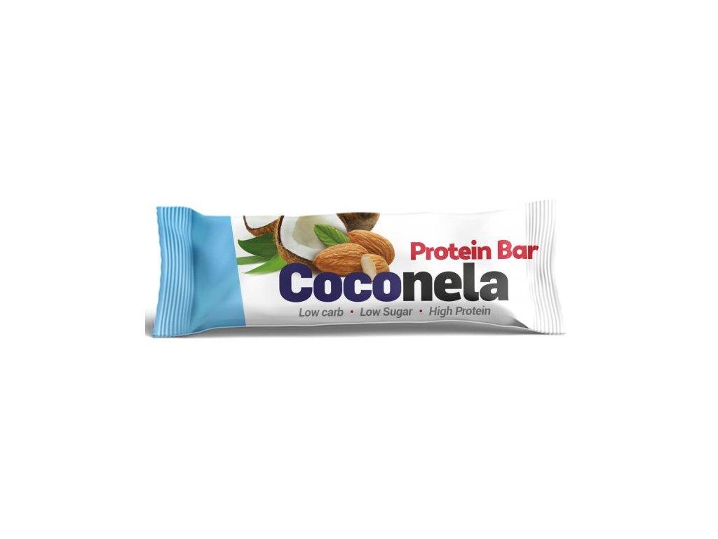 Czech Virus Coconela Protein Bar 45g