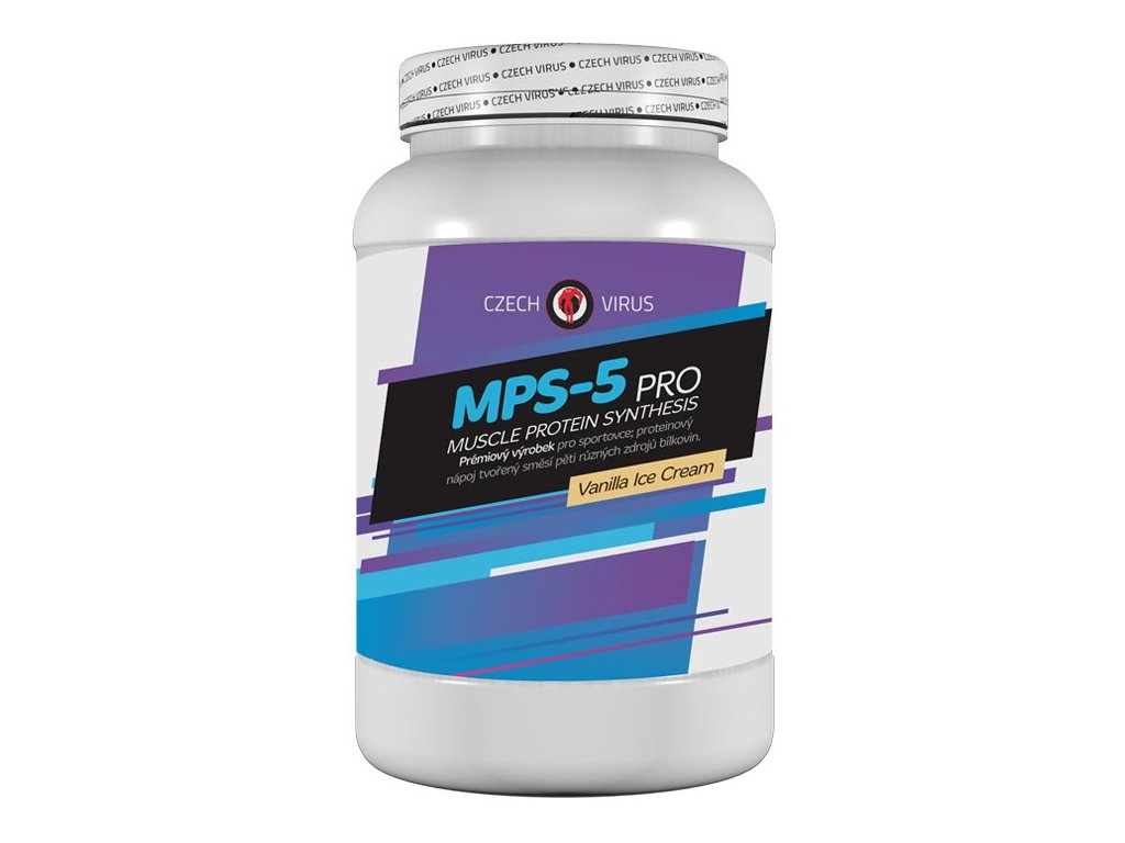 Czech Virus MPS-5 PRO 1000g