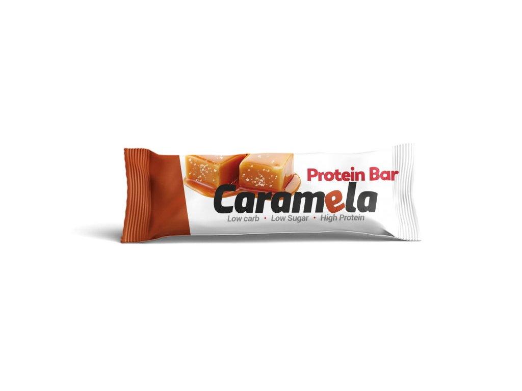 Czech Virus Caramela Protein Bar 20x45g