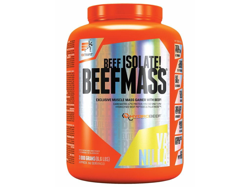 Extrifit BeefMass 3000g