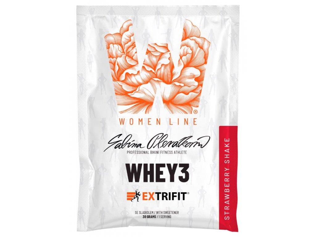 Extrifit Whey3 30 g