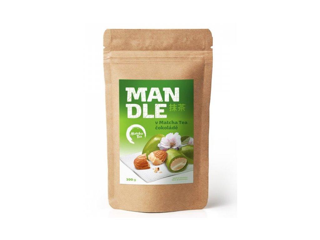 Matcha Tea Matcha Mandle 100g