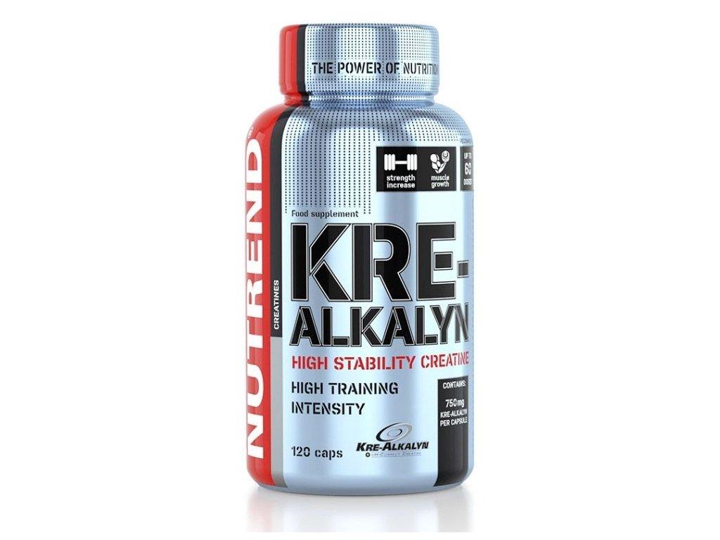 Nutrend Kre-Alkalyn 1500 120kapslí