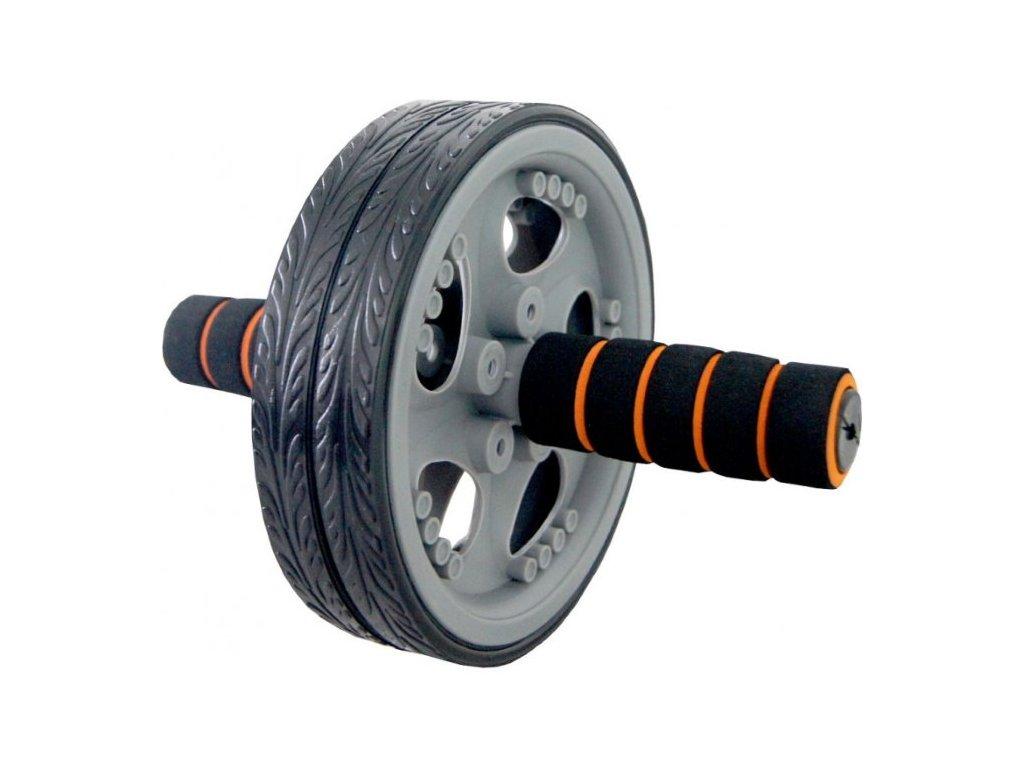 8924 power system dualni posilovaci kolecko power ab wheel