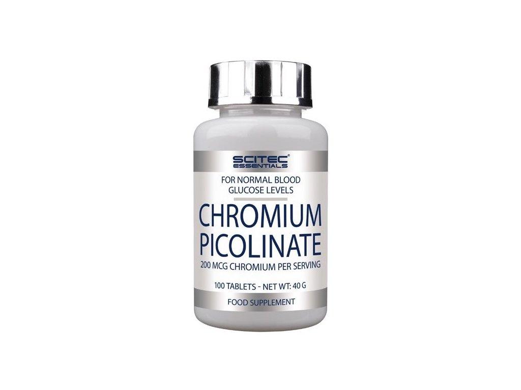 Scitec Chromium Picolinate 100tablet