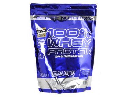 Scitec 100% Whey Protein 1000g