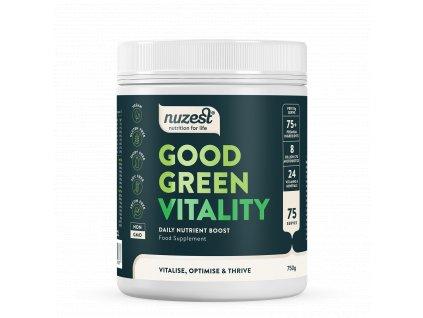 Nuzest Good Green Vitality (Gramáž 10g)