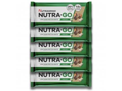 Nutramino Nutra-Go balení 5ks