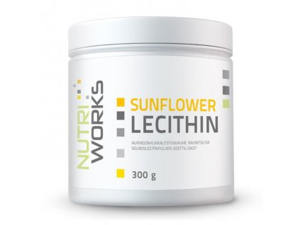 NutriWorks Sunflower Lecithin 300 g