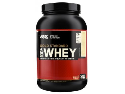 Optimum Nutrition 100% Whey Gold Standard 899 g