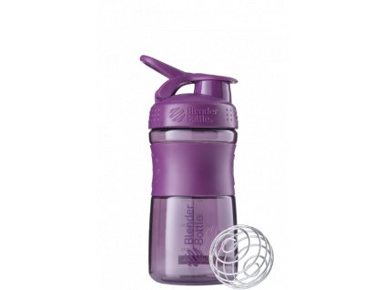 Blender Bottle SportMixer 590 ml Fialová