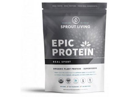 Sprout Living Epic protein organic Real Sport 494 g