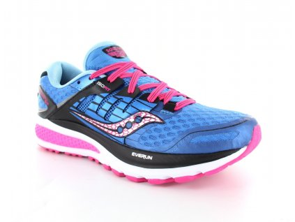 Saucony Triumph Iso 2 Blue/Pink (Velikost 42,5)