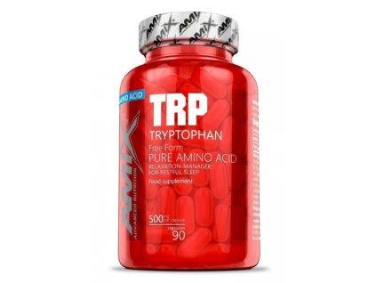 Amix L-Tryptophan 500mg 90kapslí