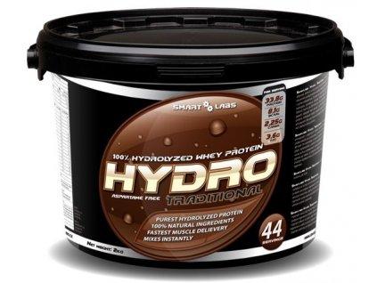 SmartLabs Hydro Traditional 2000g (Příchuť čokoláda - oříšek)