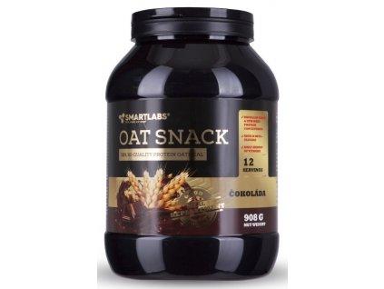 SmartLabs Oat Snack 908g (Příchuť čokoláda)