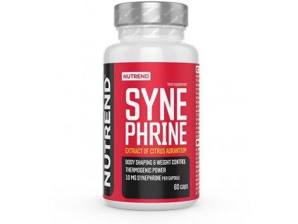 58710 nutrend synephrine 60 kapsli