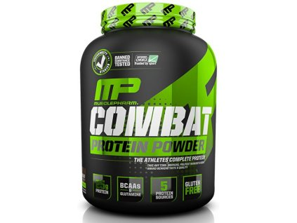 MusclePharm Combat Protein Powder 1814 g