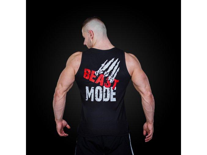 Pánské Tílko Gymtime - Beast mode