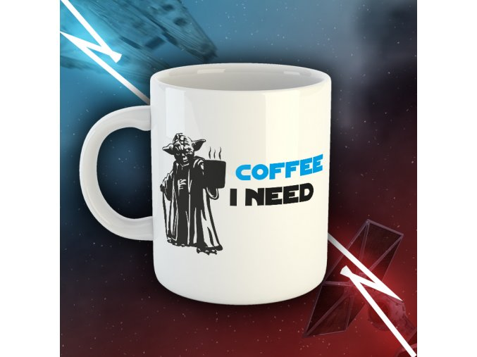 Coffee i need