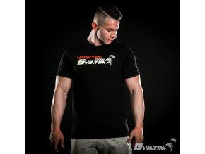 Pánské tričko Gymtime - HARDCORE edition