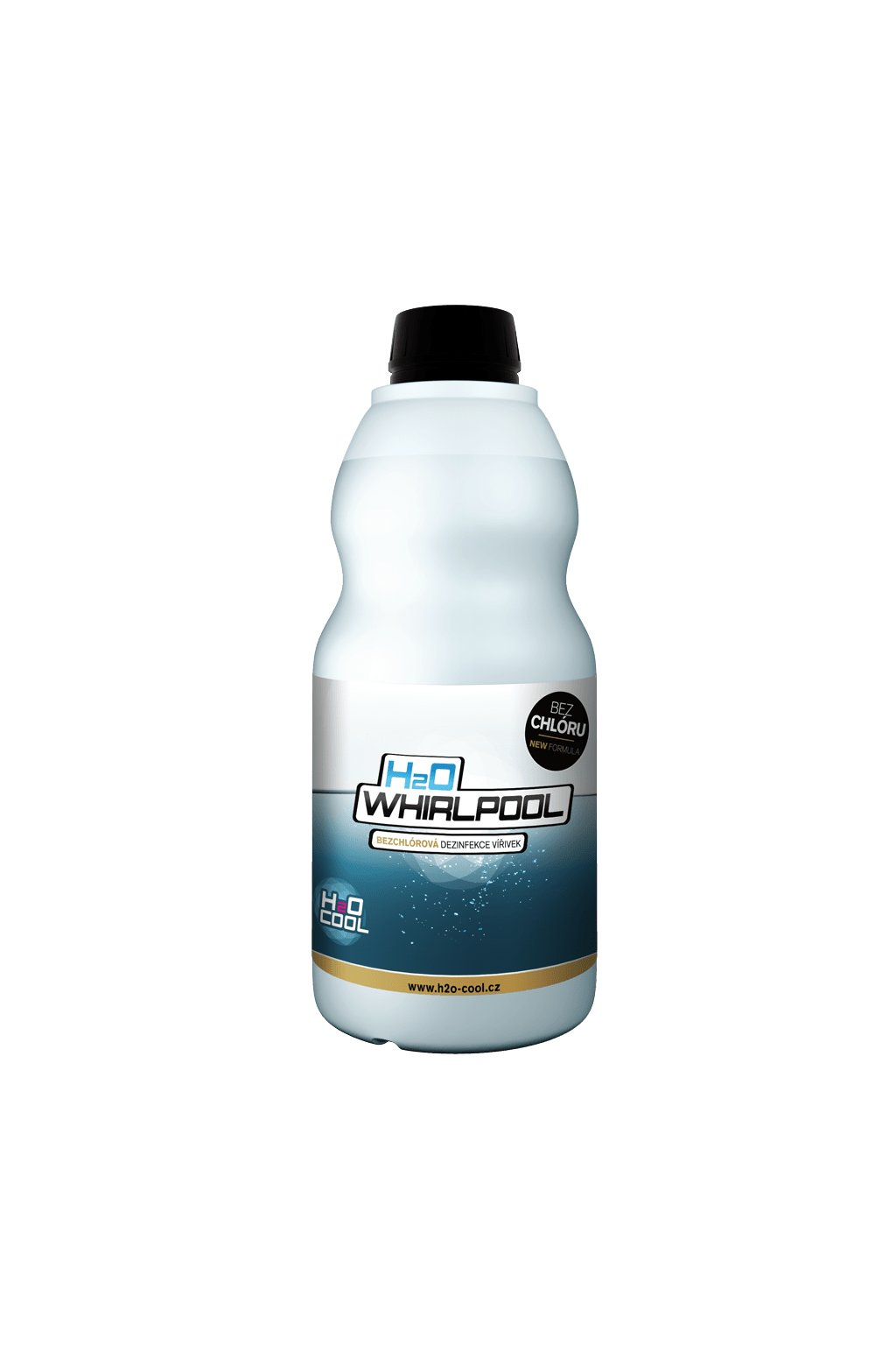 13 bezchlorova dezinfekce vody pro vyrivky h2o whirlpool