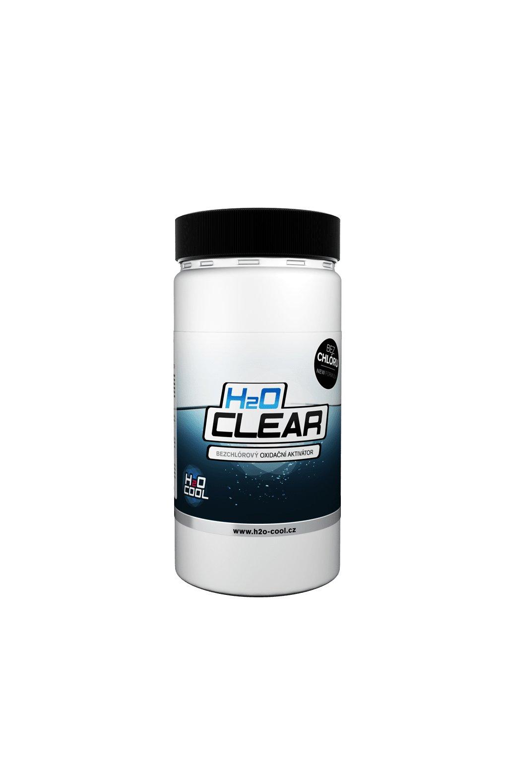 14 bezchlorova oxidace virivky h2o clear
