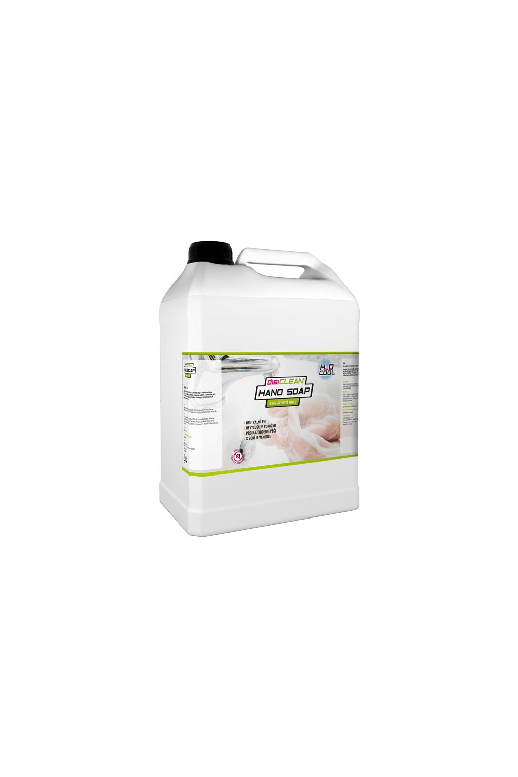 disiclean hand soap 5l