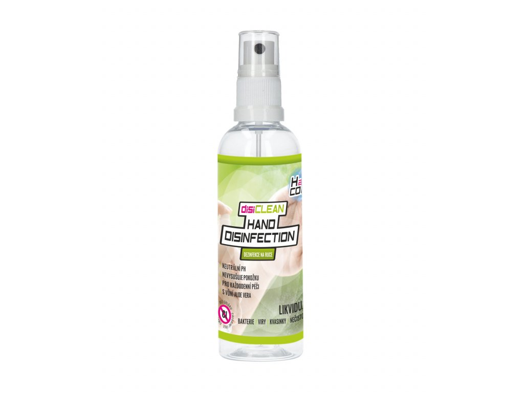 Hand Disinfectant fotka