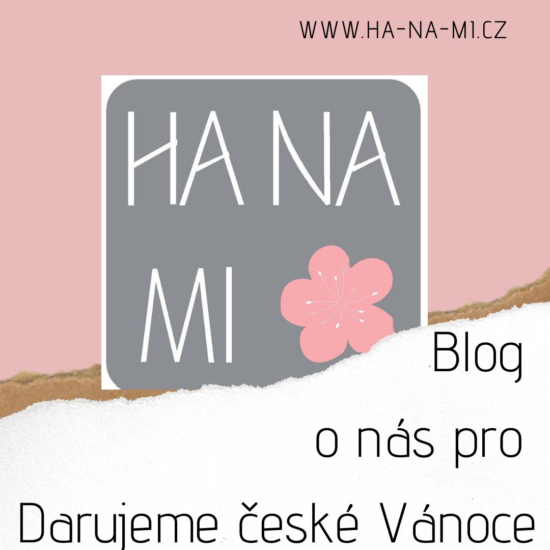 Blog pro Darujeme české Vánoce