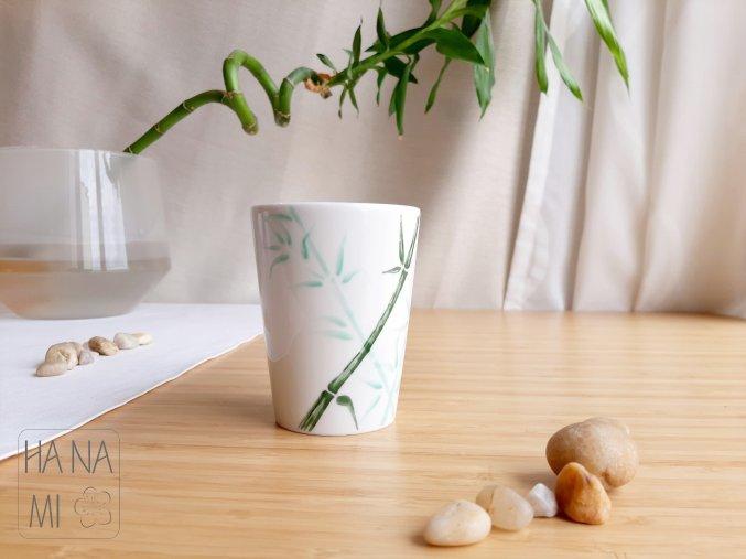 """pohárek """"Bambusový háj"""""""