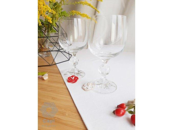 rozlišovače na skleničky TY&JÁ