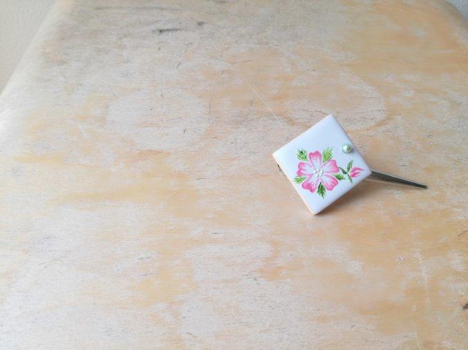 """Spona """"Květ sakury"""""""