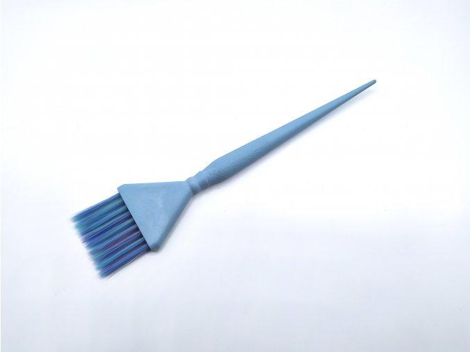 štětec na barvení - KOMPOSTOVATELNÝ modrý