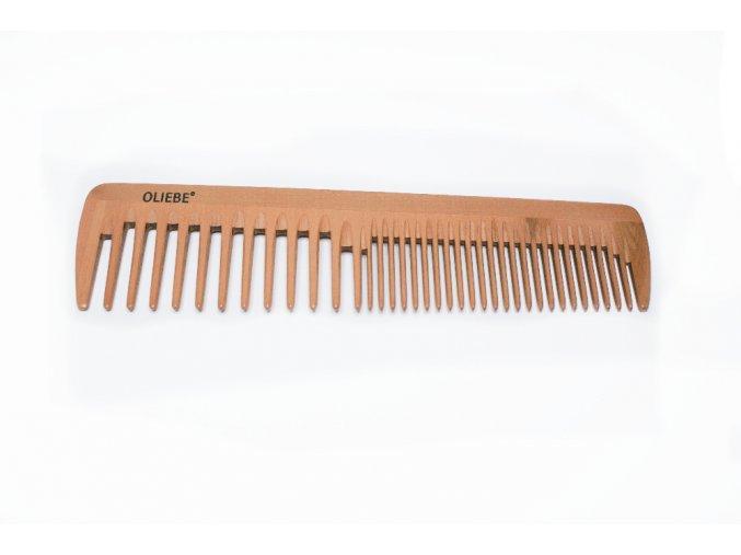 Hřeben dřevěný větší