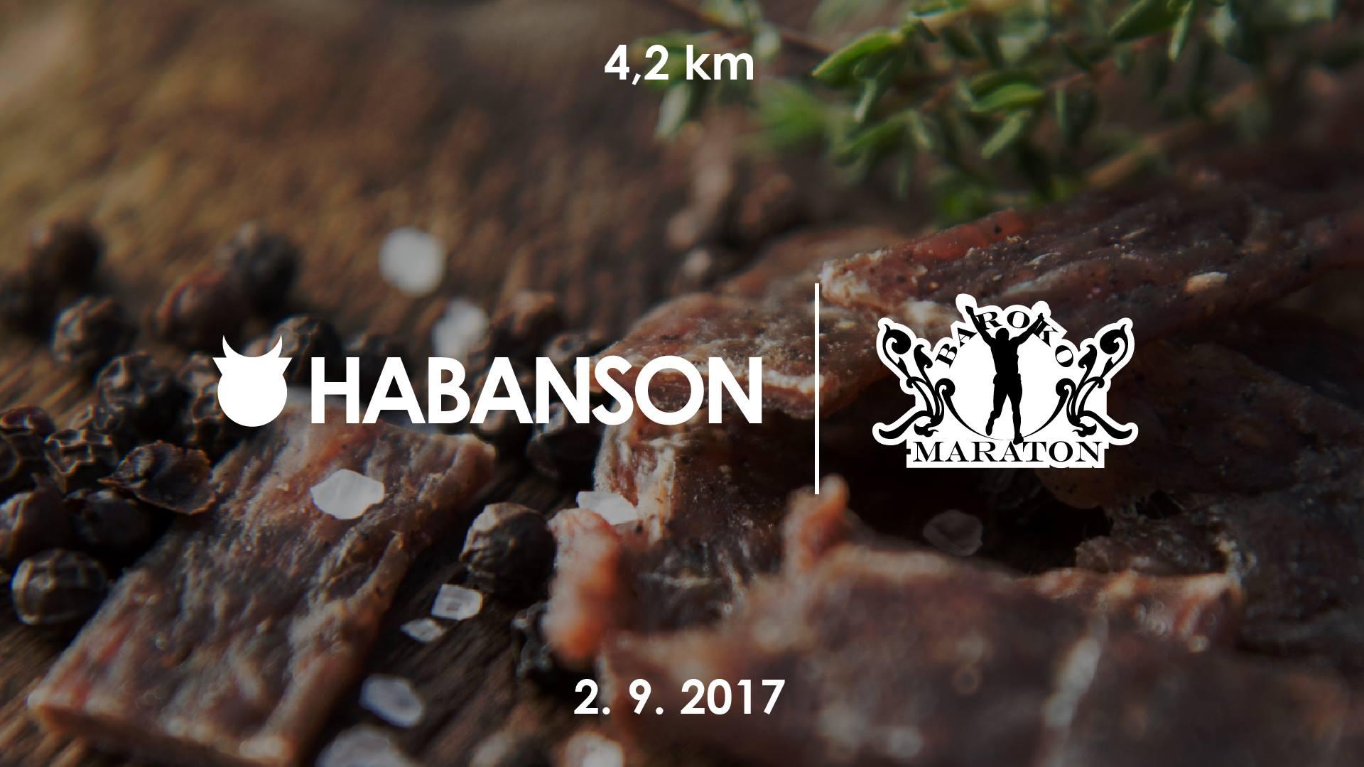 Baroko Habanson 4.2 km 2017