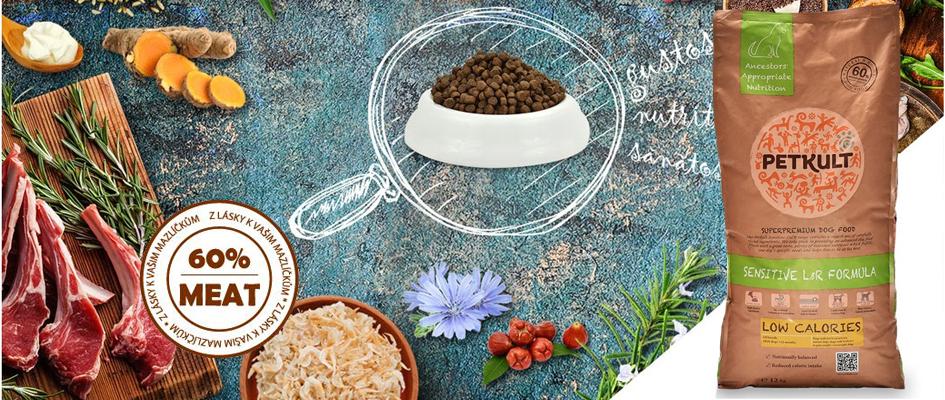Vyzkoušejte jedinečné granule PETKULT u nás na e-shopu Habeo.cz