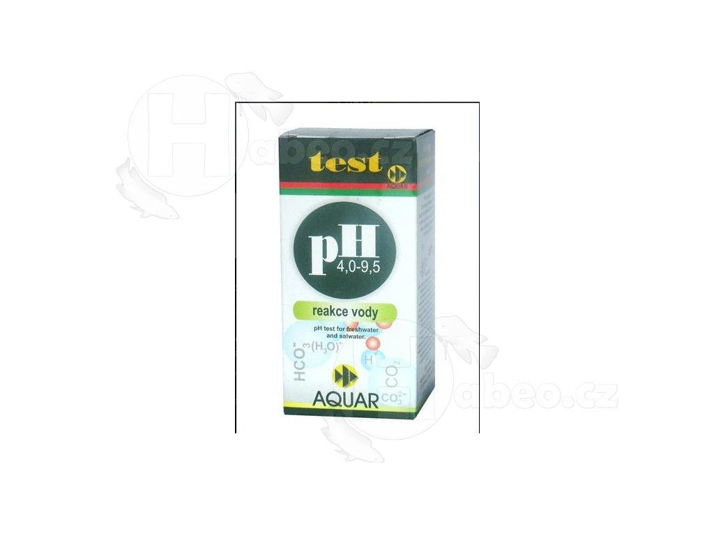 test pH 4,0 - 9,5