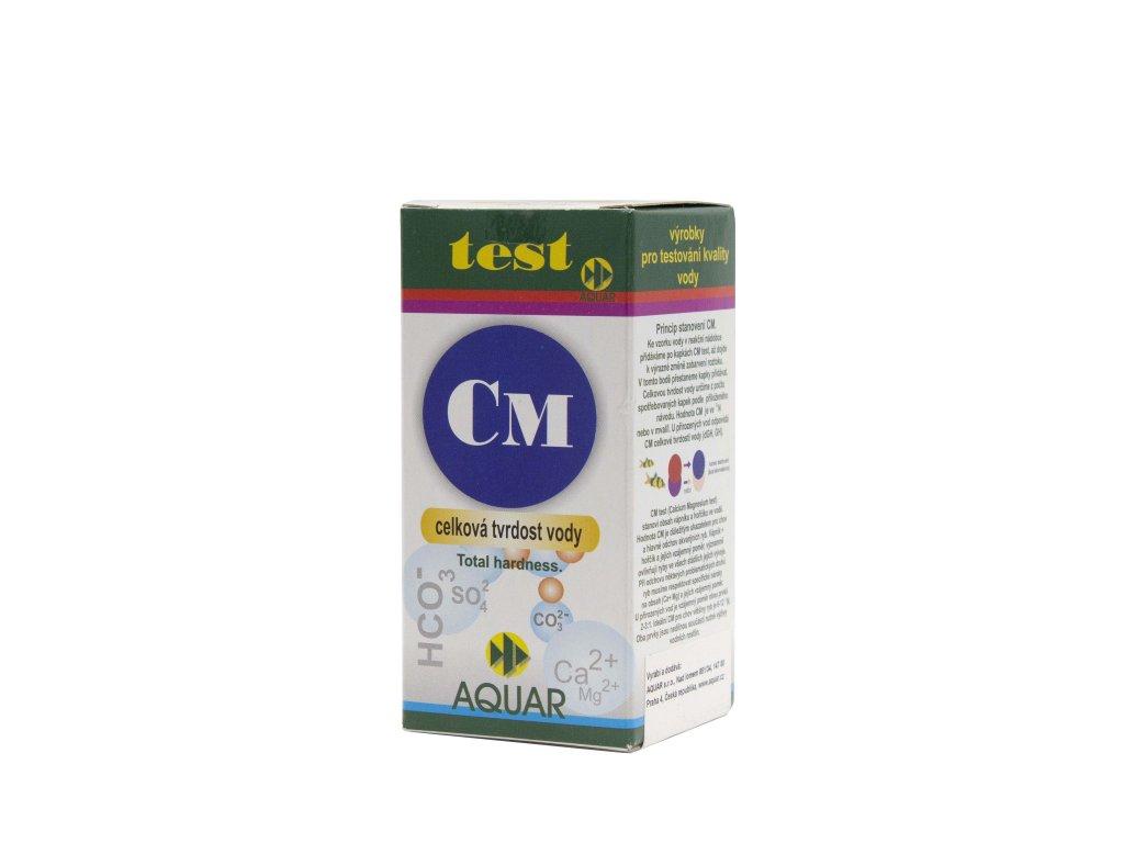 test CM (celková tvrdost) 20ml