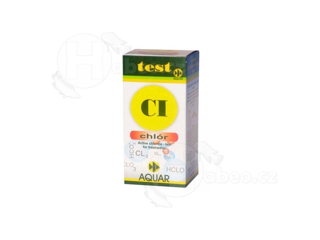 Test Cl (aktivní chlór) 20 ml